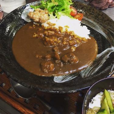 豚ばらカレー ¥900